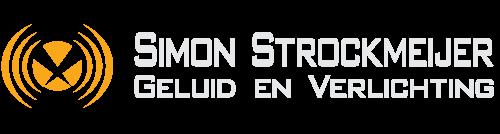Strockmeijer Verlichting, Aggregaten en Geluid Logo
